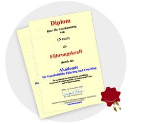 Diplom Ausbildung zur Führungskraft